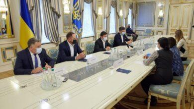 Photo of Питна вода для Донбасу: Зеленський обговорив з ООН відновлення регіону