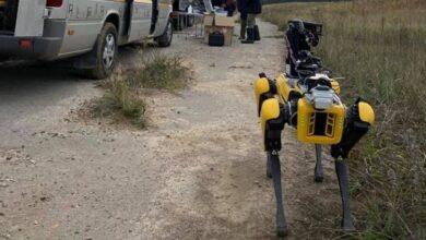 Photo of Робот Boston Dynamics Spot виміряв радіацію в Чорнобилі