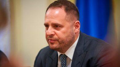 Photo of Рішення про призначення Фокіна було колективним – Єрмак