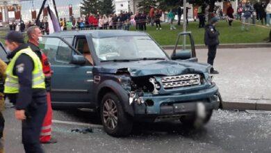 Photo of У смертельній аварії на Майдані постраждала сім'я з немовлям