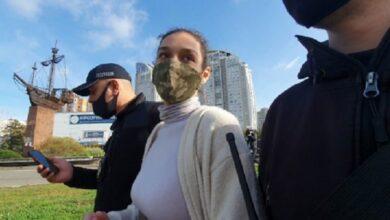 Photo of Оголилася перед Зеленським: в поліції пояснили, як покарають активістку