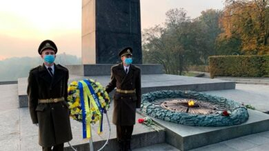 Photo of Ми заплатили високу ціну: Зеленський про визволення України від нацистів