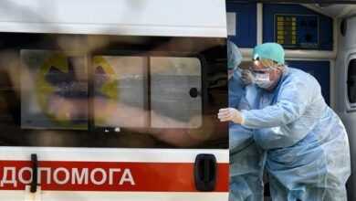 Photo of 7 474 за добу: в Україні зросла кількість випадків коронавірусу