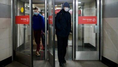 Photo of У ліфт заходити в масці: у Росії запровадили загальний масковий режим