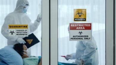 Photo of Друге самогубство за добу: з вікна київської лікарні викинувся хворий на Covid-19
