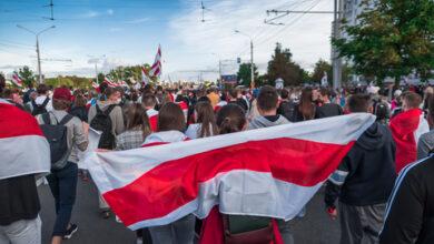 Photo of Жодних концертів: Міхалок приєднався до забастовки в Білорусі