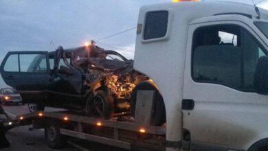 Photo of На Одещині легковик в'їхав у вантажівку: є загиблі, постраждала дитина