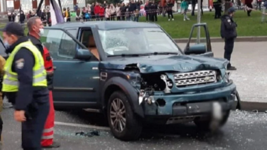 Photo of ДТП на Хрещатику: підозрюваному Назаренку обрали запобіжний захід