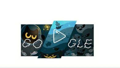 Photo of З моторошними пригодами кота: Google присвятив новий дудл Хеловіну 2020