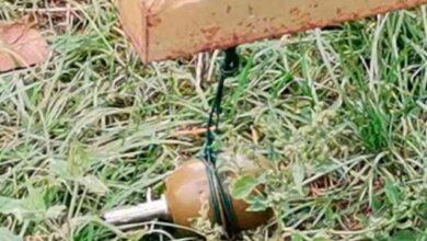 Photo of Гранату причепили до огорожі – у Полтаві замінували розподільний газовий щит