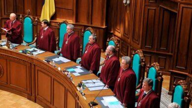 Photo of Суд поза політикою: в КСУ відповіли на звинувачення слуг народу