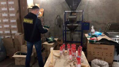 Photo of Вилучили 10 тонн товару: на Львівщині підробляли відомі бренди продуктів