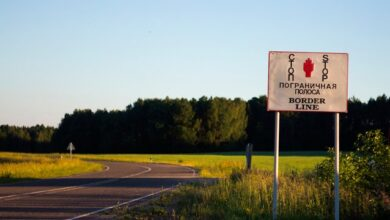 Photo of Білорусь закриває кордон для іноземців
