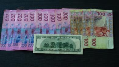 Photo of Долар дорожчає: курс валют в обмінних пунктах