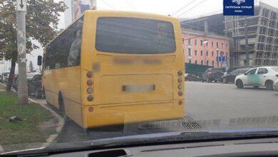 Photo of Поліцію викликав пасажир: у Києві водій маршрутки працював під наркотиками