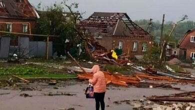 Photo of Негода у Кропивницькому та на Миколаївщині залишила без даху понад 60 будівель