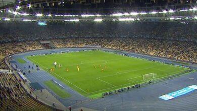 Photo of Про соціальну дистанцію забули. Матч Динамо і Ювентуса зібрав 15 тис. глядачів