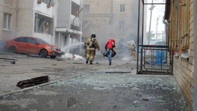 Photo of Евакуювали 150 людей: камера зняла потужний вибух біля лікарні в Челябінську