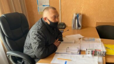 Photo of $5 тис. за оренду: у Сумах на хабарі затримали ректора університету