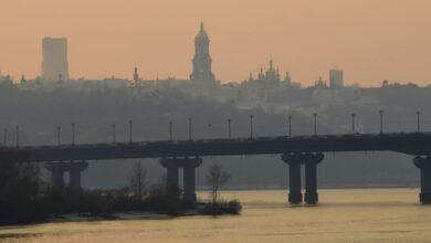 Photo of Київ увійшов у топ-5 міст з найбруднішим повітрям у світі