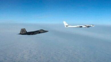Photo of Бомбардувальники і винищувачі: літаки РФ помітили в районі Аляски