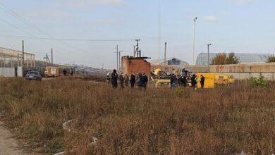 Photo of Перші фото з місця вибуху під Харковом