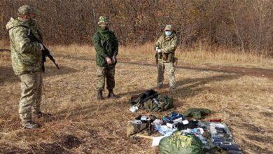 Photo of На кордоні затримали росіянина, який просить притулку в Україні