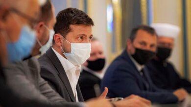 Photo of Зеленський запропонував залучити релігійні організації до ТКГ