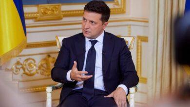 Photo of Локдаун через Covid-19, вільна економічна зона та МВФ: головне з інтерв'ю Зеленського