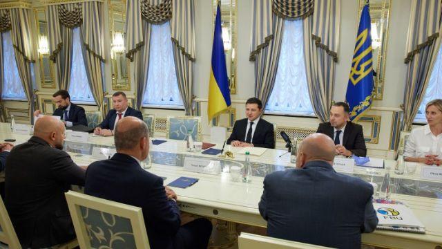 Євробаскет 2025: Зеленський заявив, що Україна готова виконати всі умови для проведення