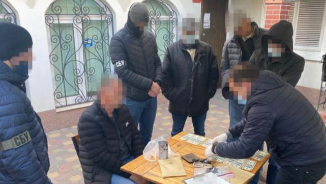 Фальшивомонетники у Києві