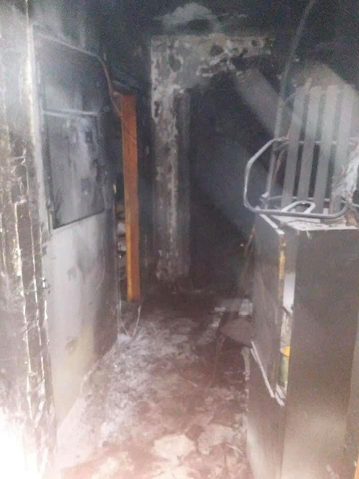 Вирішив спалити квартиру колишньої дружини: під Києвом горіла багатоповерхівка