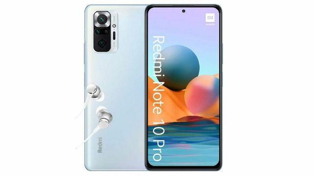 Redmi Note Pro 10