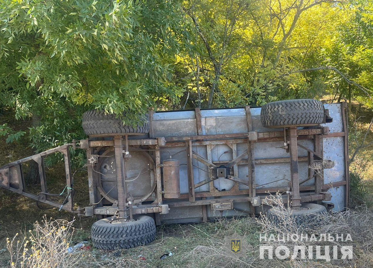 ДТП в Одеській області – подробиці ДТП у селі Петрове 2 жовтня (ФОТО)