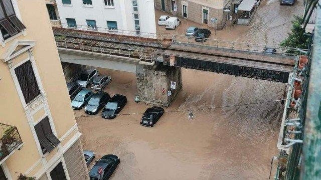 Потоп в Італії