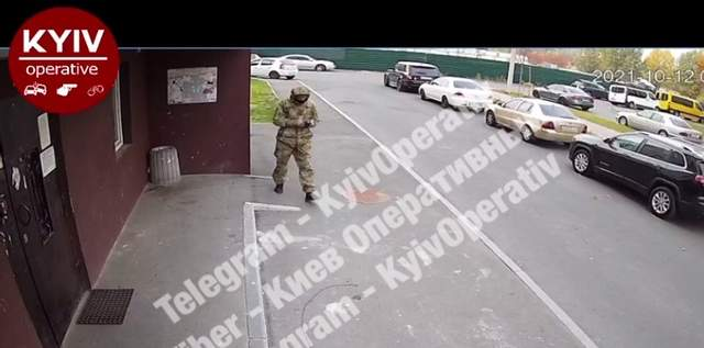 Стрілянина у передмісті Києва (на Софіївській Борщагівці) – подробиці інциденту (ФОТО, ВІДЕО)
