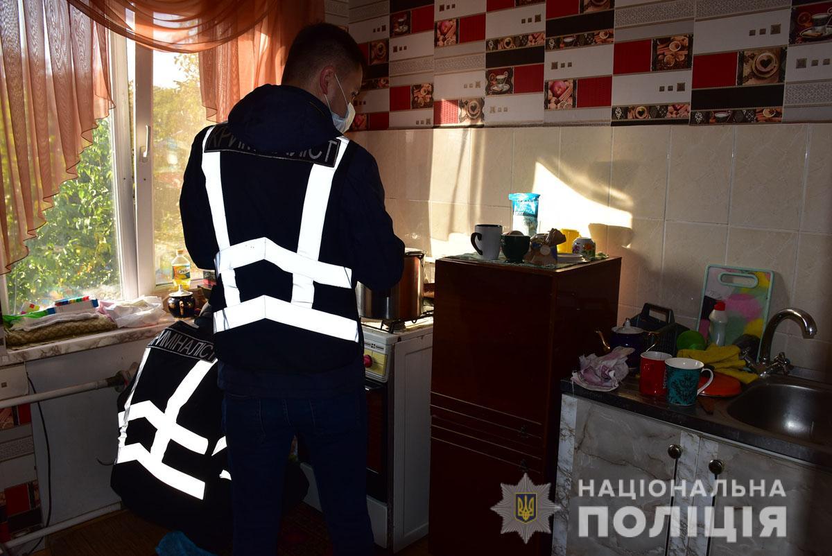 Новини Маріуполя: чоловік зарізав матір трьох дітей і намагався заплутати слідчих (ФОТО, ВІДЕО)