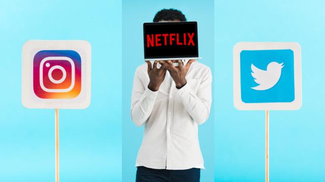 Привіт буквально всім: Twitter тролить Facebook та Instagram за збої