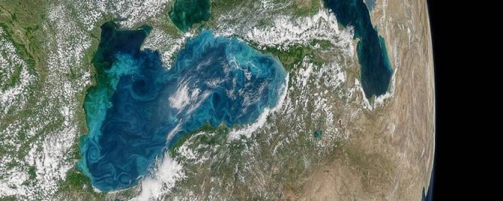 NASA: Чорне море змінило колір