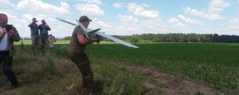 Ніжинський лісгосп «озброївся» безпілотником