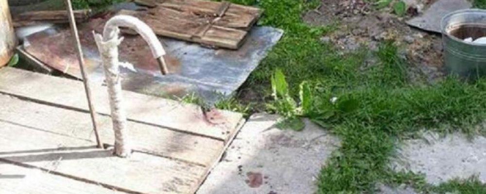 На Львівщині породілля викинула новонародженого у криницю: моторошні фото