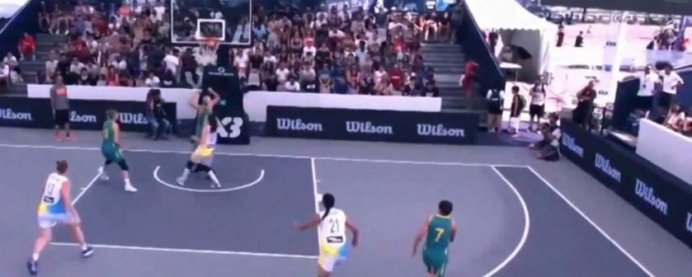 Жіноча збірна України з баскетболу 3×3 стартувала на першості світу із перемоги