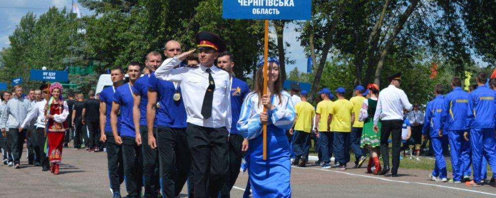 У Чернігові визначено переможців та призерів чемпіонату України з пожежно-прикладного спорту | Ніжин