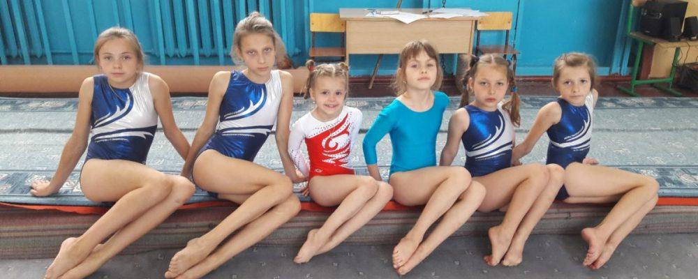 Ніжинські гімнастки були одні з кращих на Чемпіонаті області | Ніжин