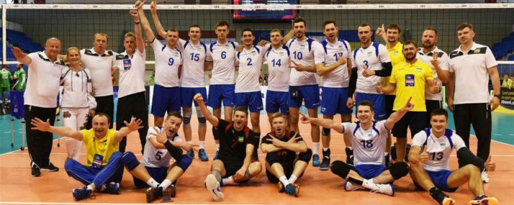 Українські волейболісти феєрично підкорили Євролігу