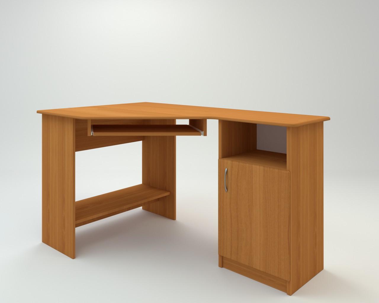 """Столы компьютерные, компанит, стол компьютерный """"су - 13 мдф."""